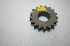 NOS Yamaha snowmobile chain case gear 17 tooth 1980 ss440