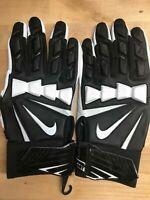 NEW Men Nike Hyperbeast 2.0 Lineman Football Gloves Padded Sheepskin PGF311-011