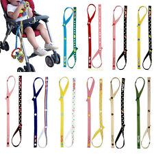 1Pc Baby Bottle Toys Strap For Highchair Stroller Pram Car Seat Random Sent