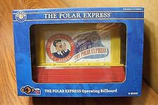 LIONEL TRAINS 6-83455 THE POLAR EXPRESS OPERATING BILLBOARD O GAUGE
