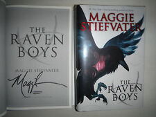 ***Signed 1st Printing*** The Raven Boys by Maggie Stiefvater NEW (1st/1st)