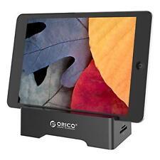 NEW ORICO 3 Port USB 2.0 + SD / TF Slot Charging Docking Station Phone/Tablet