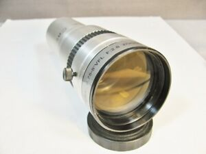 """Vtg BUHL Projector Zoom 2.75-5""""VFL f/2.8 Lens For Sharp XG-E1200"""