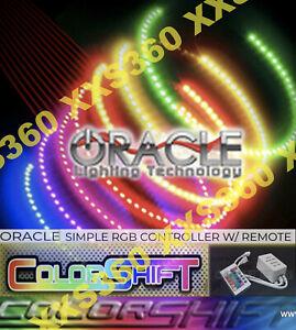ORACLE Headlight HALO KIT RINGS Bentley Arnage 99-06 LED ColorSHIFT Simple RGB