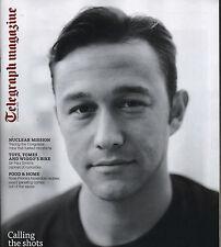 Joseph Gordon-Levitt on Magazine Cover November 2013