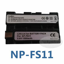 Rechargeable Battery Pack for Sony NP-FS11 CyberShot DSC-F505V DSC-P1 Camera