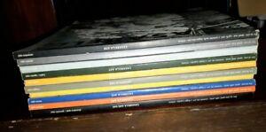 Casabella Magazine Architecture Year's Issues Completa 1997 640 - 650 Electa