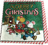 Mary Engelbreit A Merry Little Christmas Soft Fabric Cloth Baby Toddler Book