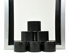 """3"""" Block Out Tape Silk Screen Printing - 3"""" x 40 yards - 6 Rolls Blackout"""