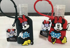 Disney Minnie Mouse Silicon Holder Sleeve for Hand Santizer Set of 2