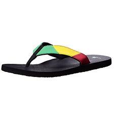 Sanuk Block Party Flip Flop Sandal 3392 UK 8 42