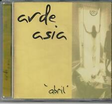 ARDE ASIA ABRIL CD