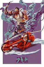 Christopher Skinner Akira 24x36, Alternative Movie Posters 30x30 Show