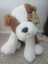 Aurora Bully the Dog Plush Stuffed Animal- Rare/Discontinued- perfect midsize