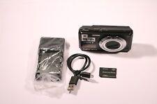 Sony Cyber-shot DSC-W270 12.1MP Cámara Digital-Negro