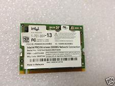 Original Sony VAIO VGN-S Series Wireless WiFi Card PD9WM3B2200BG