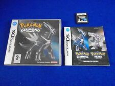 ds POKEMON DIAMOND VERSION Lite DSI 3DS Nintendo PAL UK VERSION