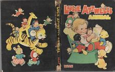 Vintage LUCIE ATTWELL'S ANNUAL 1965 Dean & Son Books 1964 ILLUSTRATED KIDS BOOK