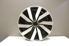 "1 Originale Volkswagen VW Golf MK7 18 "" Marseille Cerchio in Lega Nero"