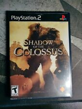 Shadow of the Colossus [Black Label] Sony PlayStation 2, 2005 PS2 Complete