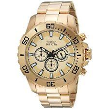 Invicta 22547 Pro Diver 50mm VD54 Quartz Chronograph Stainless Mens Watch