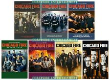 Chicago Fire The Complete Series Seasons 1 2 3 4 5 6 & 7 New Sealed DVD Set 1-7