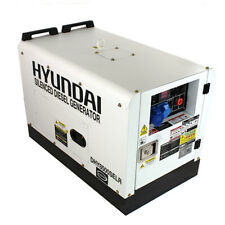 Back Up Generator Diesel House Home Standby Power 6.0kW Portable HYUNDAi