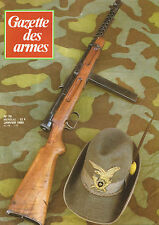 """GAZETTE DES ARMES N°78 RUGER """"OLD ARMY"""" / BERETTA / PISTOLET D'OFFICIER DRAGONS"""