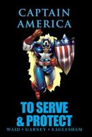 Captain America : To Serve and Protect Hardcover Mark Waid