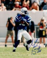 Marvin Harrison Autographed Signed 8x10 Photo ( HOF Indianapolis Colts ) REPRINT