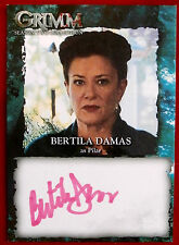 GRIMM - BERTILA DAMAS as Pilar - AUTOGRAPH CARD (BDA) - Breygent 2014