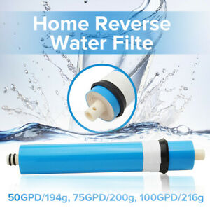 Reverse Osmosis RO Membrane Replacement Water Filter System 75 00 25 400
