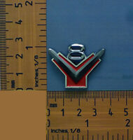 Ford GT V8  Metal Lapel Pin , Badge