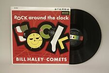 "Bill Haley and His Comets- Rock Around the Clock- 12"" Vinyl LP- DL 78225- B202"