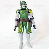 """Star Wars Loose Commander Doom Clone Trooper The Black Series 3.75"""" #13 As New"""