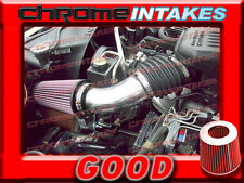 RED NEW 99 00 01 02-04 JEEP GRAND CHEROKEE 4.0L I6 4.7L V8 AIR INTAKE KIT S