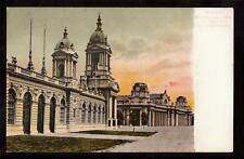 1904 st. louis world's fair exposition bldgs.postcard