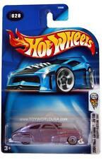 2004 Hot Wheels #028 First Editions 1947 Chevy Fleetline