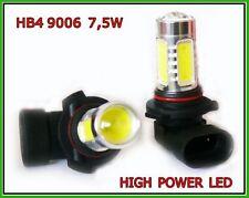HB4 9006 7.5W HIGH POWER LED FRONT FOG CAR BULBS