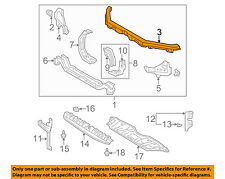 TOYOTA OEM 99-03 Solara Radiator Core Support-Upper Tie Bar 5320506021