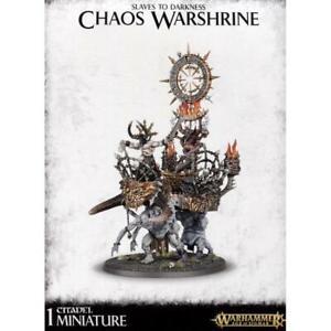Chaos Warshrine Terrain Warhammer AOS Age of Sigmar NIB