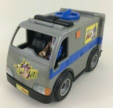 Imaginext DC Super Friends Two Face Armored Car Truck with Figure Tru Exclusive