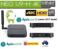MINIX NEO U9-H 4K*2K HDR TV BOX Android 6.0 Amlogic S912-H 2G/16G Octa Core