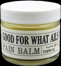 250mg HEMP SALVE Pain Relief NO THC balm ointment Good For What Ails You