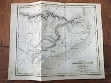 1862 map of the northeast of spain . to illustrate caesar's campaign !