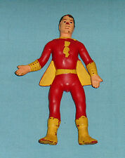 vintage Mego bendy BEND N FLEX SHAZAM figure