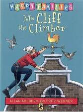 NEW - MS CLIFF the CLIMBER - HAPPY FAMILIES by Allan Ahlberg (original cover)