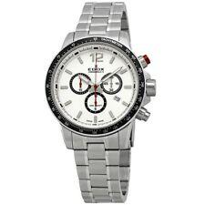 NEW Edox Chronorally-S Men's Chronograph Watch - 10229 3M AIN