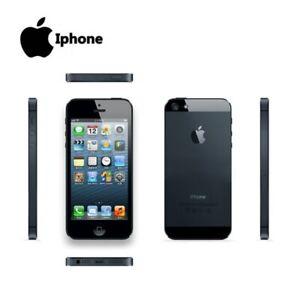 "Refurbished New Apple iPhone 5 16/32/64GB Unlocked Original Smartphone 4"" 8MP"