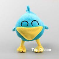 Cartoon POCOYO Sleepy Bird Plush Toy Stuffed Animal Doll 6'' Teddy Kids Gift